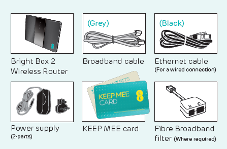 Bright Box 2 Set Up Guide Home Broadband Ee