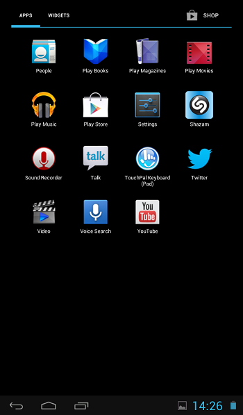 Android wireless connection help ee android apps settings displayed greentooth Gallery