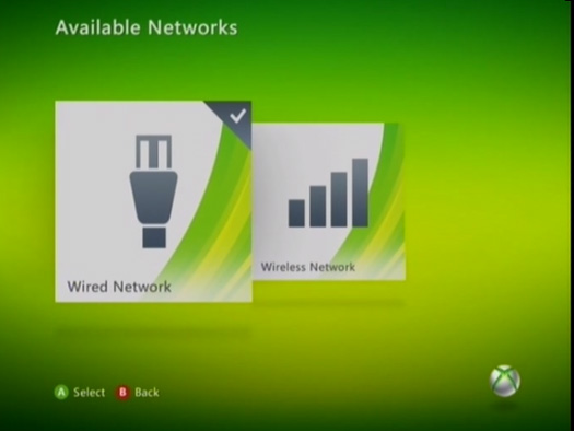 how to use internet on xbox 360