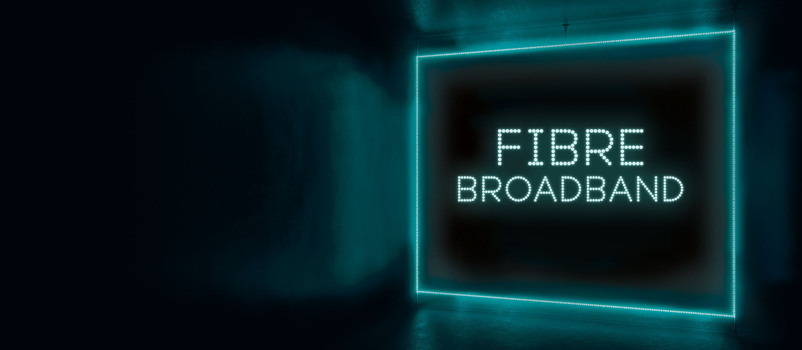 Fibre broadband with free set-up and 20GB mobile data boost