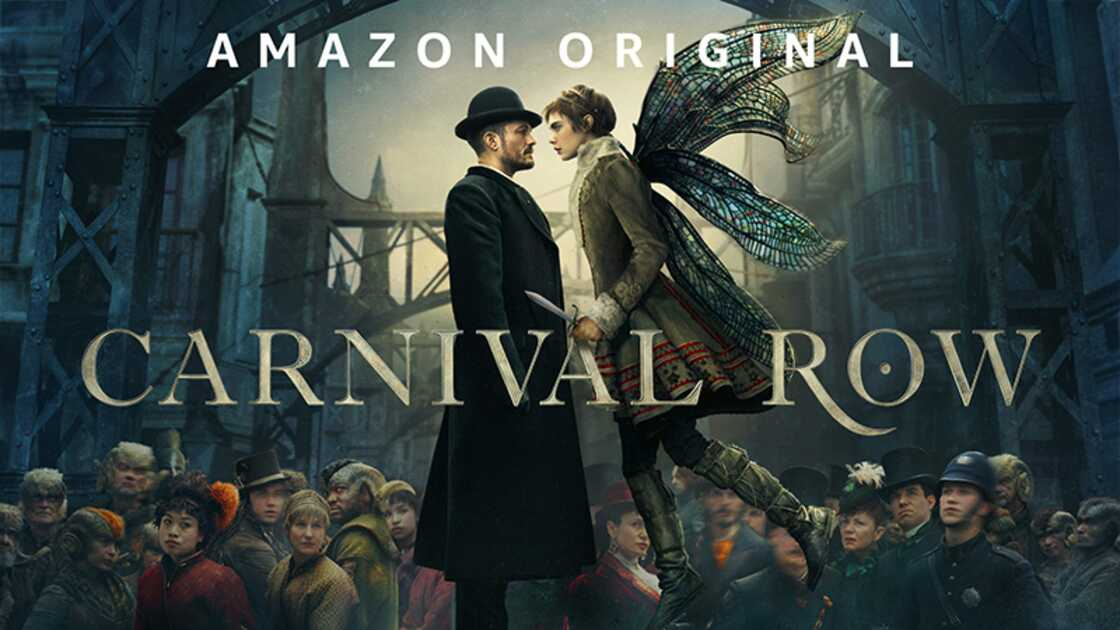 Carnival Row on Amazon Prime Video