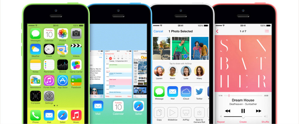 how to delete everything on iphone 5c