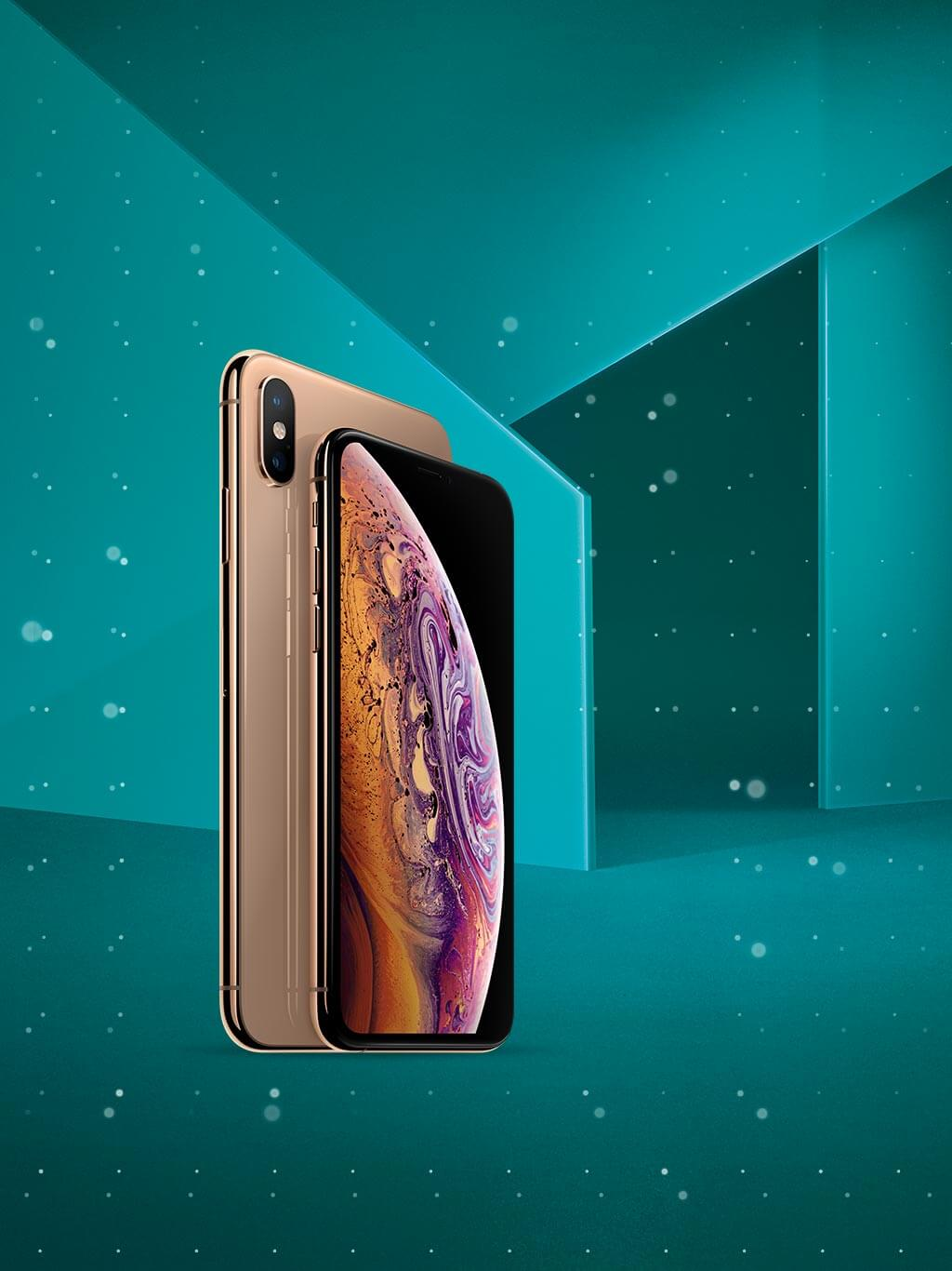 Buy the new iPhone XS and iPhone XS Max here
