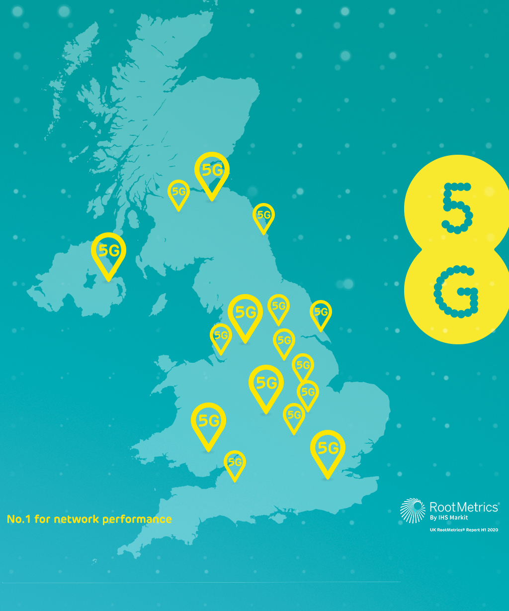 5G in the UK | When Is 5G Coming To My Area? | EE