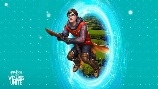 Harry Potter: Wizards Unite | Download Wizards Unite on EE
