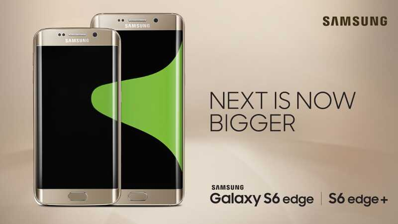 'SAMSUNG GALAXY S6 EDGE PLUS  FOR BUSINESS' from the web at 'http://ee.co.uk/content/dam/everything-everywhere/images/SHOP/campaigns/nb/NB_s6-plus_no_googleplay_expand_spot_16x9.jpg.eeimg.800.450.medium.jpg/1441273270401.jpg'