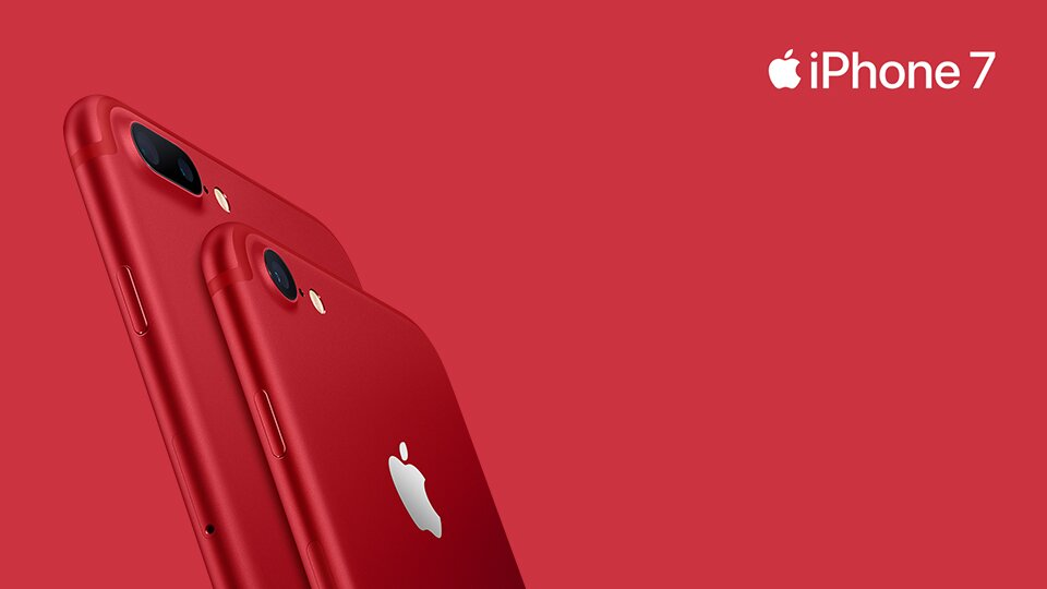iPhone 7 (Project)Red