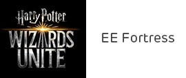 Harry Potter: Wizards Unite EE Fortress logo