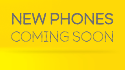 Read about the phones coming soon