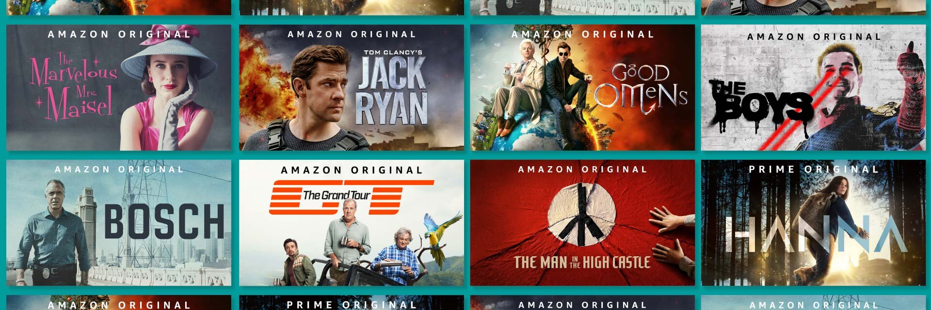 Amazon Prime Video on EE | Swappable Benefits