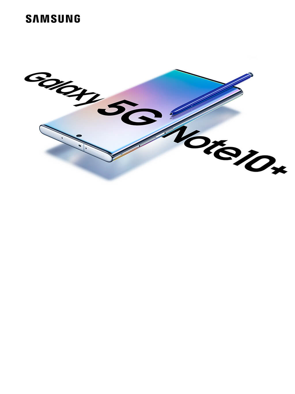 Samsung Galaxy 5G Note10+