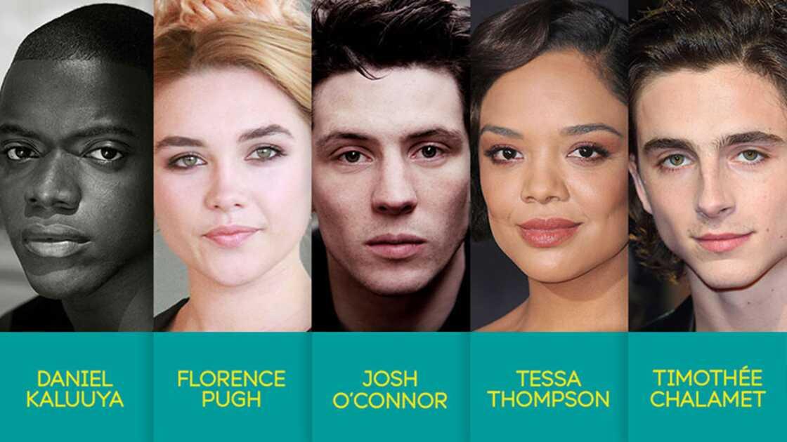 Daniel Kaluuya, Timothee Chalamet Among BAFTA Rising Star Nominees