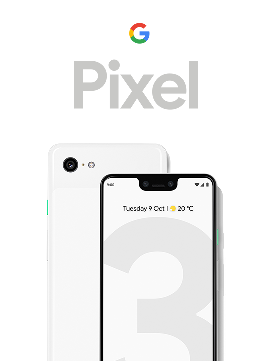 Google Pixel 3 and Pixel 3 XL | Google Phones