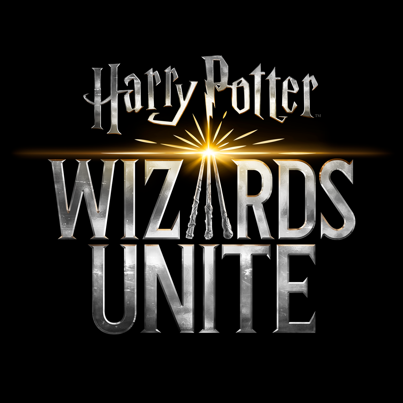 Harry Potter: Wizards Unite game displayed on a smartphone screen